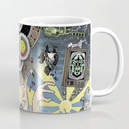 art colour color new hot 2018 style artist colourful coloring colourng collection support rb vintage Coffee Mug