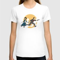 tintin T-shirts featuring TinTinfinite by Moysche Designs