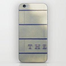 THE iPhone & iPod Skin