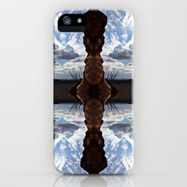 Reincarntion iPhone Case