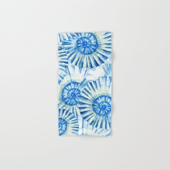 Sea Life Pattern 01 Hand & Bath Towel