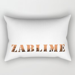 ZABLIME - Cityscape Rectangular Pillow