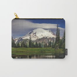 Mt Rainier in Washington Carry-All Pouch