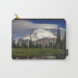 Mt Rainier in Washington Carry-All Pouch