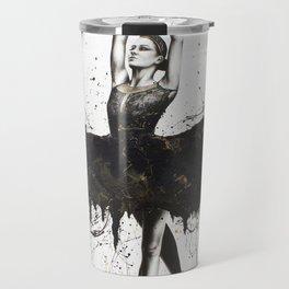 The Black Swan Travel Mug