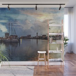 Gulf Coast Summer Wall Mural