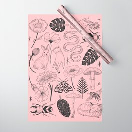 NATURE Wrapping Paper