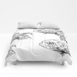 Goldfishes Comforters