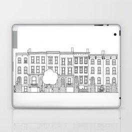 blocks of Brooklyn Laptop & iPad Skin