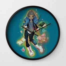 things i love Wall Clock