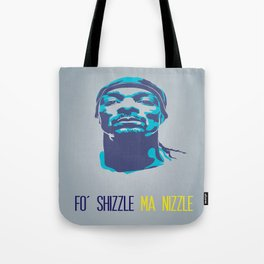 Snoop Dogg Poster Art Tote Bag