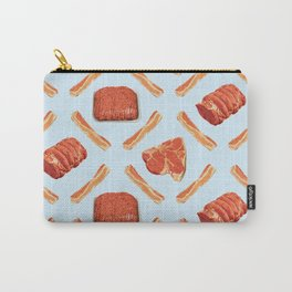 Cured Meats Carry-All Pouch
