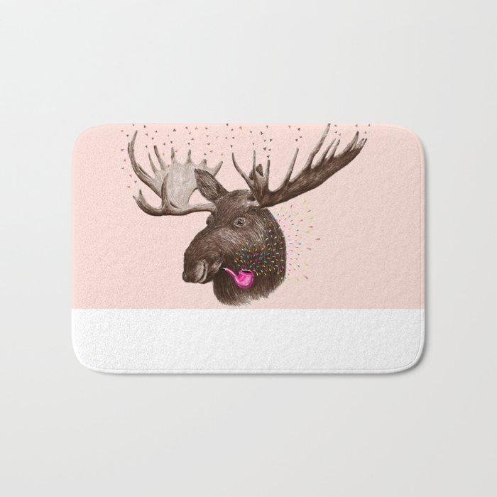 Moose III Bath Mat