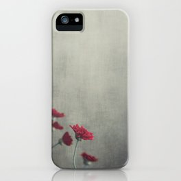 Rouge iPhone Case