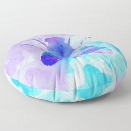 Abstract Fly Floor Pillow
