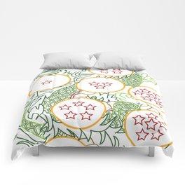 DBZ- Shenron Linear Color Comforters
