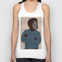 arnold Tank Tops featuring Arnold by alkoipa