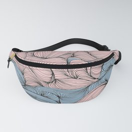 In Mixed Company Fanny Pack