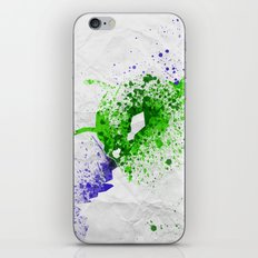 Little Demon iPhone & iPod Skin