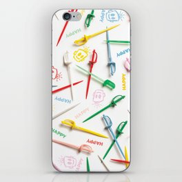 HAPPY HOUR iPhone Skin