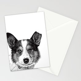 Misfit Waiting for Adoption. Stationery Cards