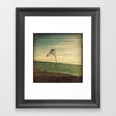 The Spit Framed Art Print