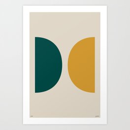 Lemon - Shift Art Print