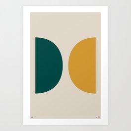 Lemon - Shift Art Print