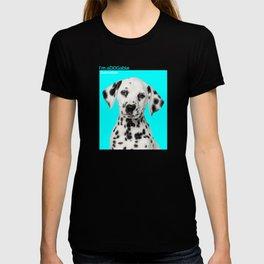Im aDOGable Dalmatian T-shirt