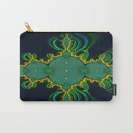 Emerald Art Carry-All Pouch