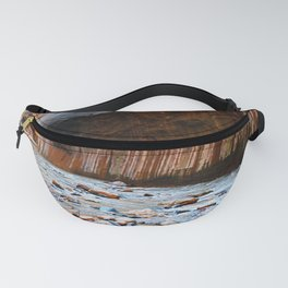 Zion Narrows Fanny Pack