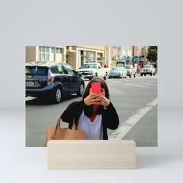 An Invasive Wo-maneuver Mini Art Print