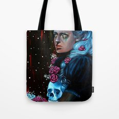 Loneliness in the Arms of a Stranger Tote Bag