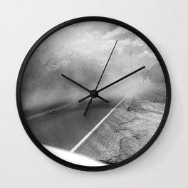 El Camino I Wall Clock