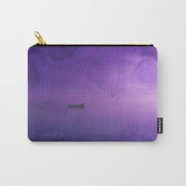 Travel Through Your Eyes Carry-All Pouch