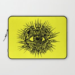 ALL-SEEING DEITY - EYE OF PROVIDENCE Laptop Sleeve