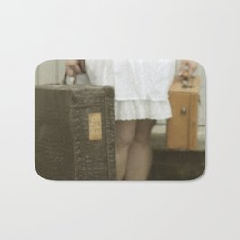 There is a Road Bath Mat