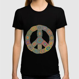 Peace is Groovy T-shirt