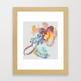 Found Framed Art Print