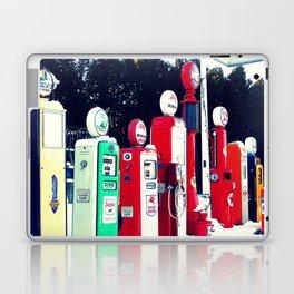 Vintage Gas Station Laptop & iPad Skin