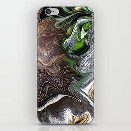 Arezzera Sketch #711 iPhone Skin