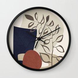 Modern Art 14 Wall Clock