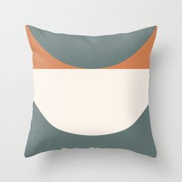 Abstract Geometric 03 Throw Pillow