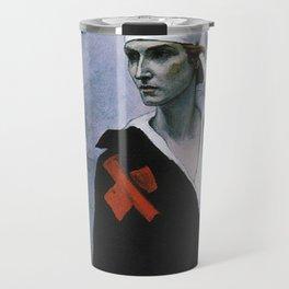 La France Croisee Romaine Brooks Travel Mug