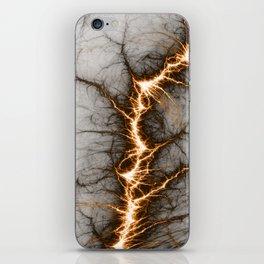 Shocking Lightning iPhone Skin