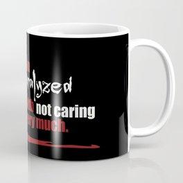 Paralyzed Coffee Mug