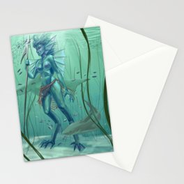 Sea Guardian Stationery Cards
