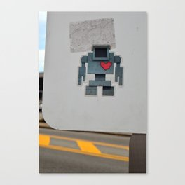 Some Canadian Love Canvas Print