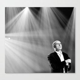 Phil Collins Canvas Print