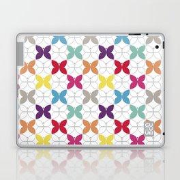 Multi Lullabies Laptop & iPad Skin